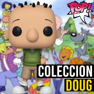 Lista de figuras funko pop de Funko Doug
