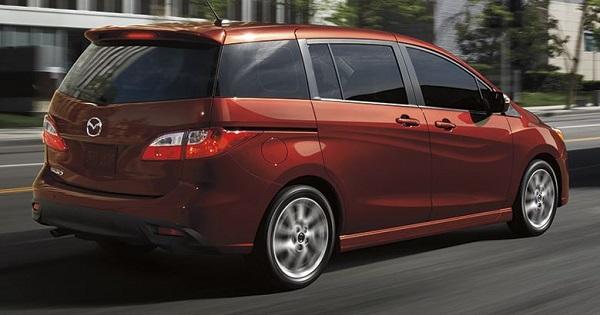 Spesifikasi dan Harga New Mazda 5