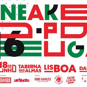 Sneakers Love Portugal