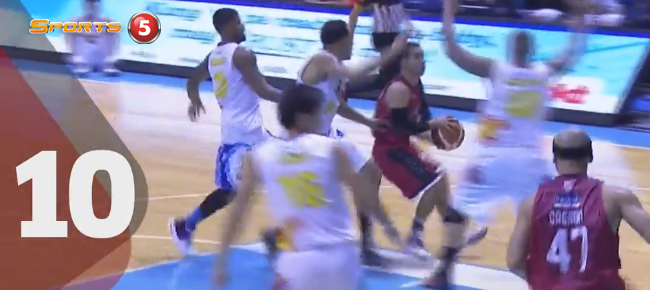 Top 10 ASSISTS of the PBA Governors' Cup 2016 (VIDEO)