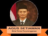 AGUS SETIAWAN - Anggota KPU Kab. Dompu