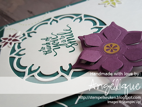 http://stempelkeuken.blogspot.com/2017/05/stampin-up-eastern-palace-suite-dag-2.html  #stempelkeuken #stampinup #stampinupnl #workshop #wedding #bruiloft #easternpalacesuite #kado #handmade #homemade #withlove #stempelen #beautiful #papercrafting #snailmail #creatief #create #creativity #creativityfound #denhaag #thehague #zuidholland #westland #freshfig #tranquiletide #gold #goud #glitter #stickers #kaartenmaken