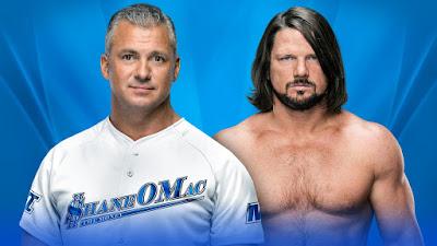 Shane McMahon vs. AJ Styles