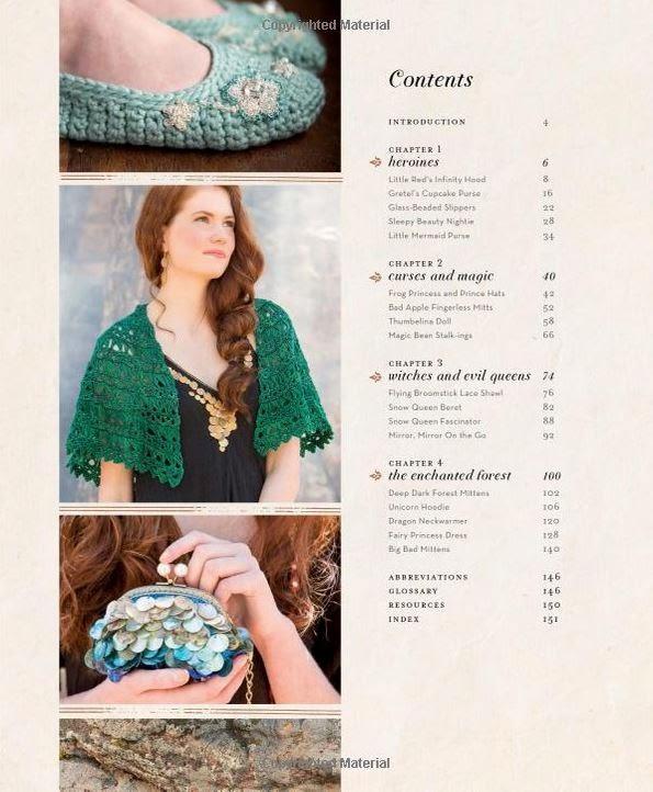 Surlalune Fairy Tales Blog New Book Crochet Ever After 18 Crochet