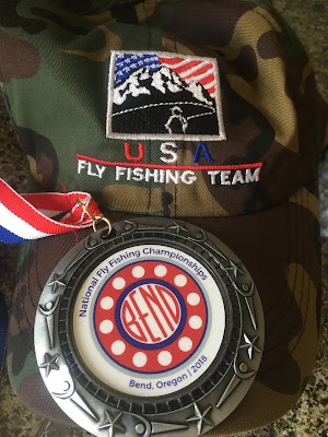 National Championship Fly Fishing