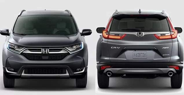 Honda-CRV-2017