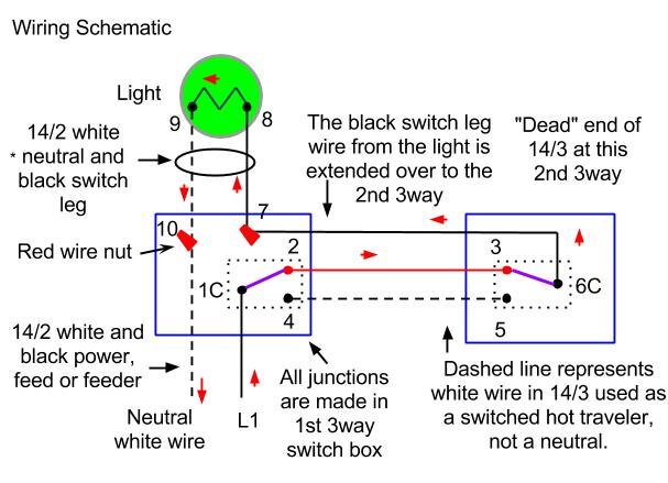 Cool Wiring Diagram Switch Leg Wiring Switch Leg Wiring Switch Leg Drop Wiring 101 Garnawise Assnl