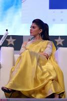 Gorgeous Jacqueline Fernandez  in yellow saree 30.JPG