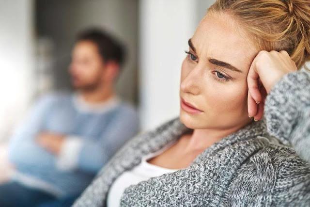 اهمال الزوج لزوجته عاطفيا