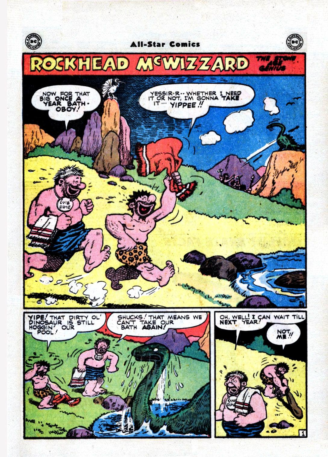 Read online All-Star Comics comic -  Issue #36 - 40
