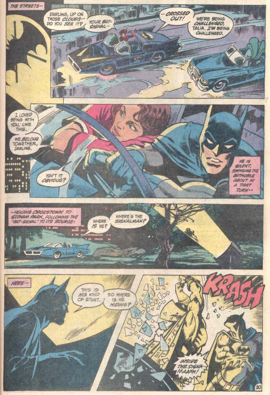 Detective Comics (1937) 526 Page 20