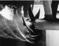 types de cavitation sur hélice