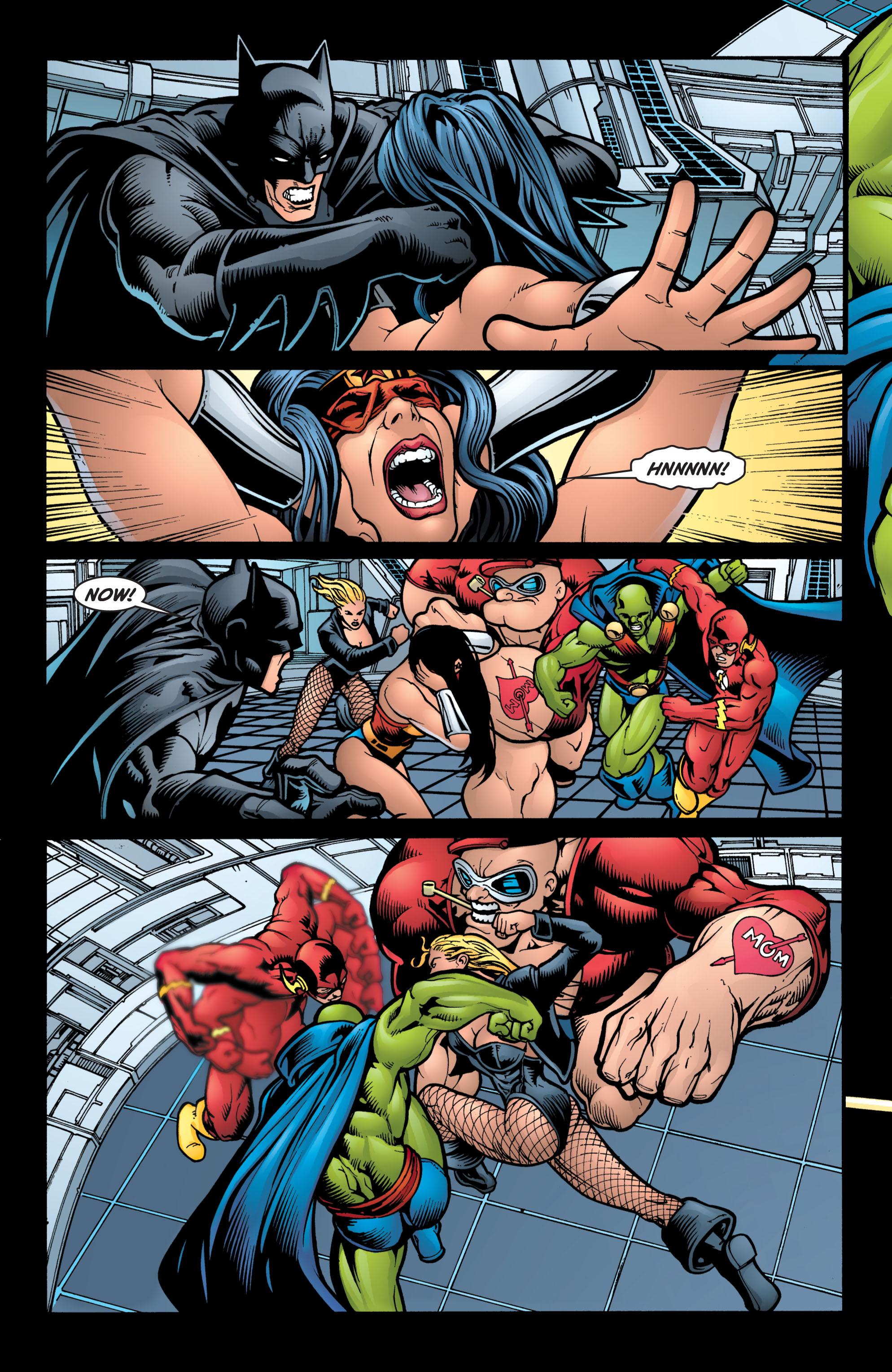 Read online Wonder Woman (1987) comic -  Issue #212 - 7