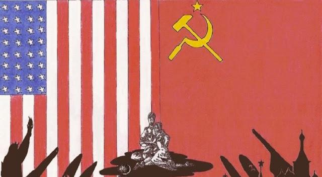 Από τον Ψυχρό Πόλεμο στο Τζιχάντ