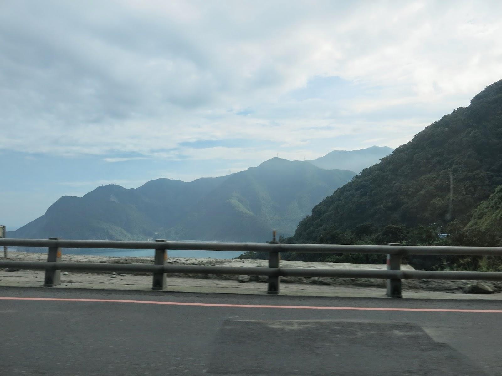 Yilan To Hualien: Suhua Highway 蘇花公路