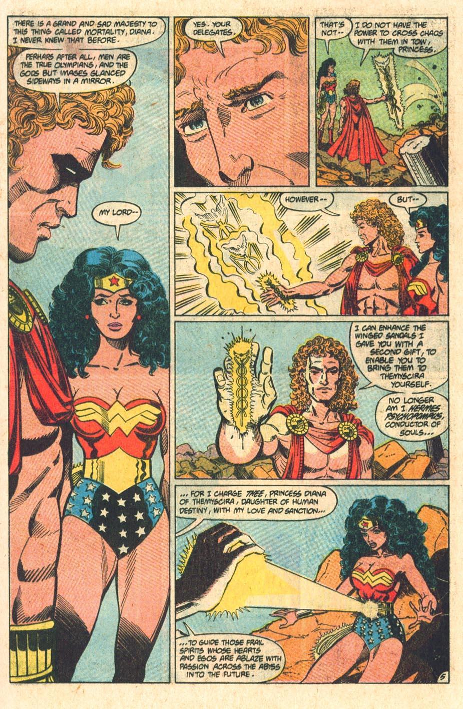 Read online Wonder Woman (1987) comic -  Issue #37 - 7