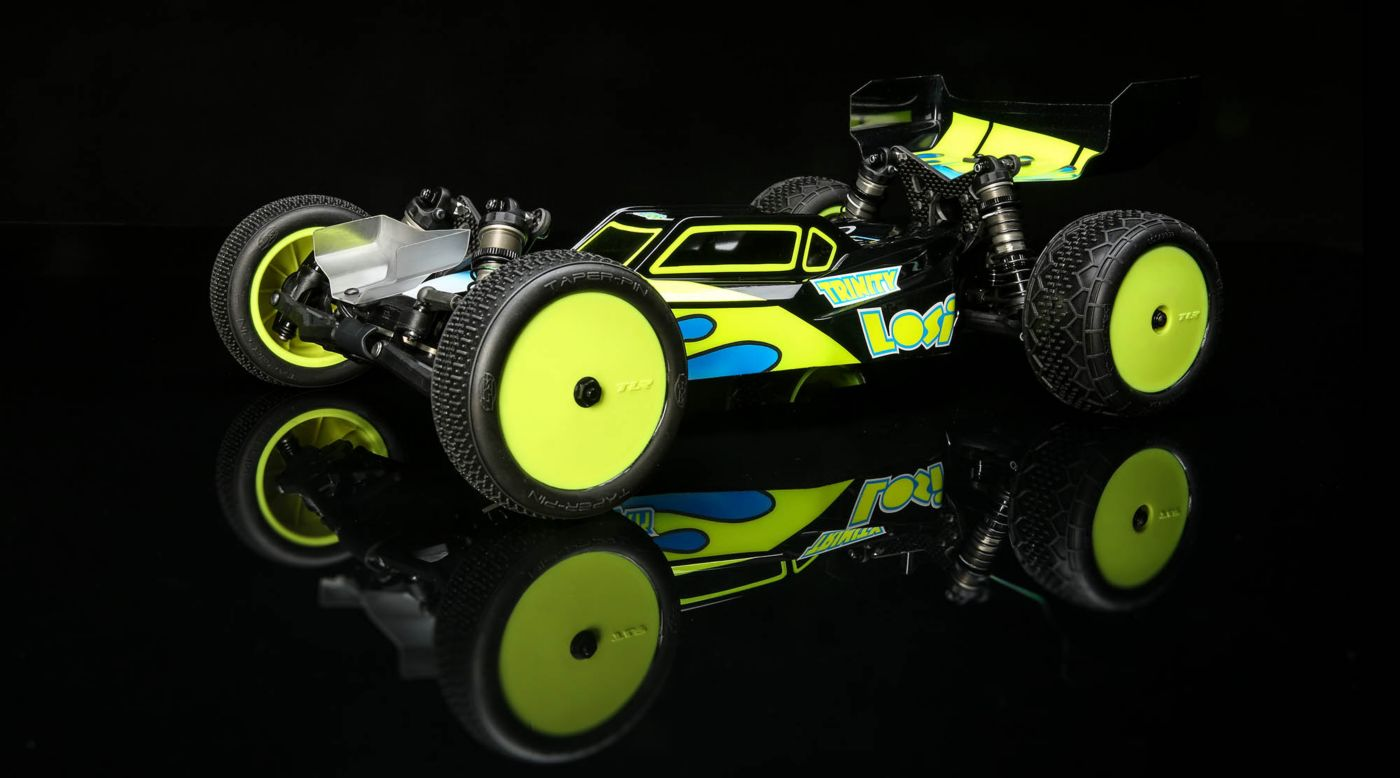 TLR 22 5.0 DC Elite