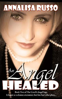 An Angel Healed - historical romantic suspense by Annalisa Russo