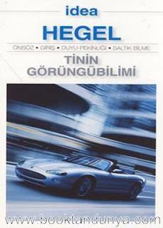Georg Wilhelm Friedrich Hegel - Tinin Görüngübilimi