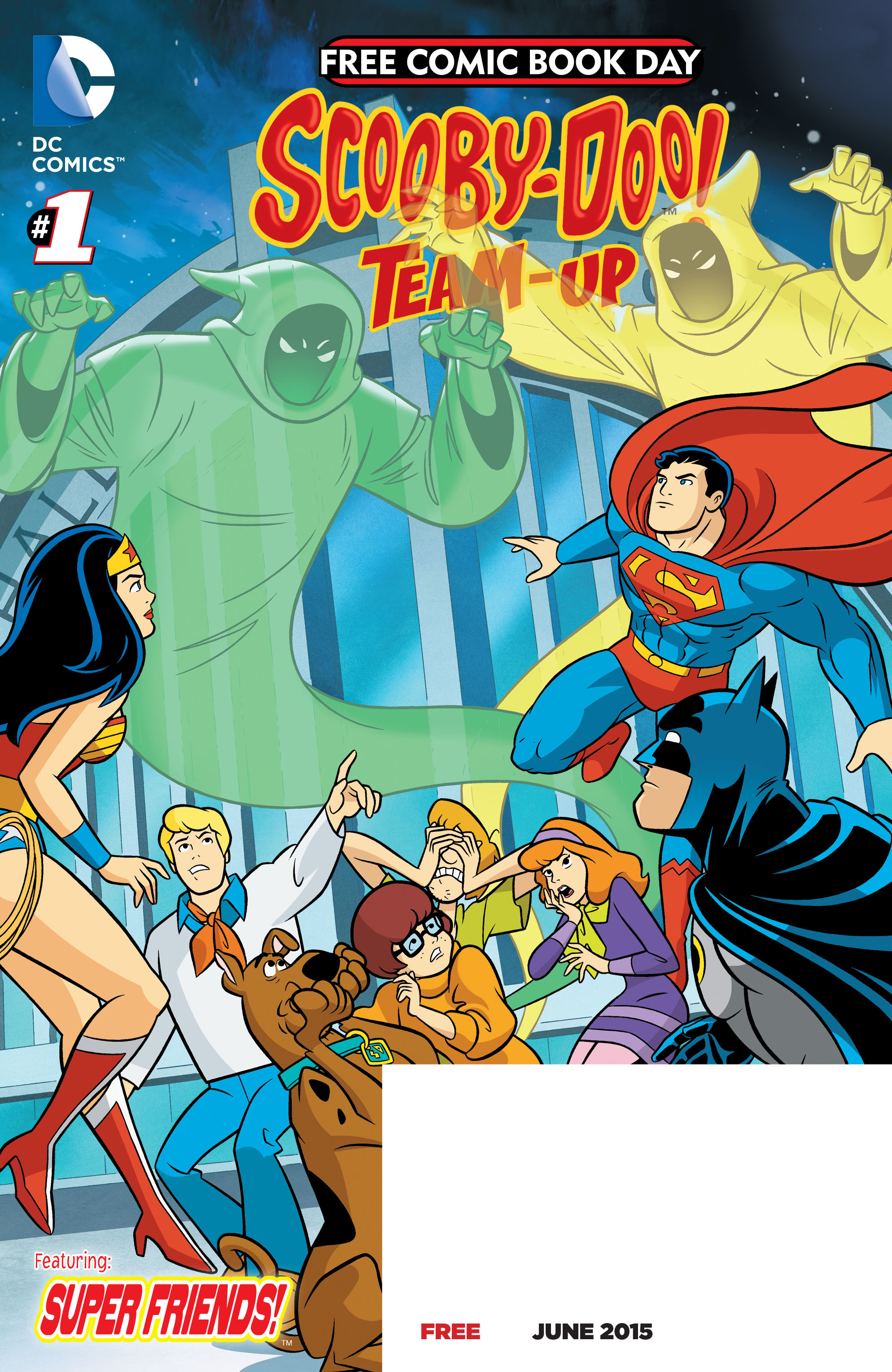 Read online Scooby-Doo! Team-Up comic -  Issue # _Special - 2