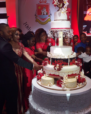 images of Ita Giwa 7oth birthday pictures