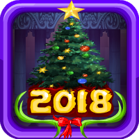 Games4escape Real New Year Escape 2018 Walkthrough
