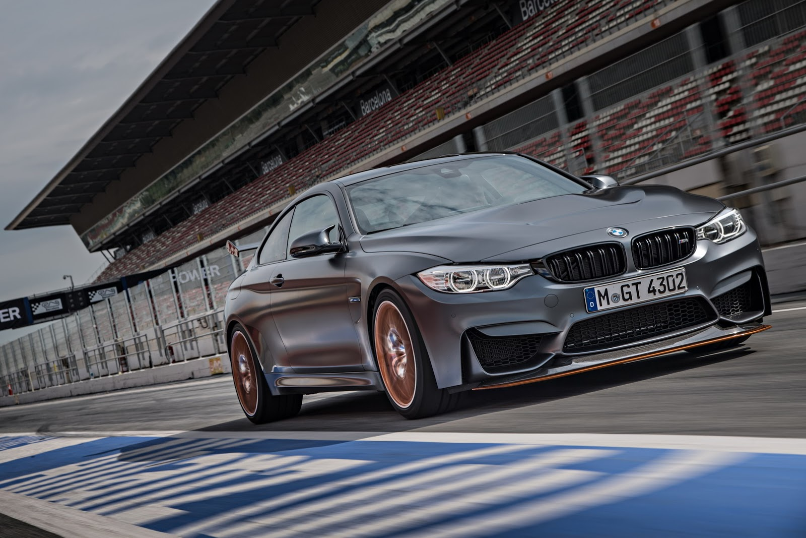 Wonderful image of BMW Drops New Gallery Of M4 GTS And Its E30 E36 And E46 M3  with #415E8A color and 1600x1067 pixels