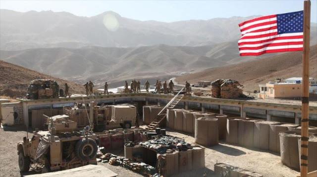EEUU construye base en Siria y Francia envía vehículos militares