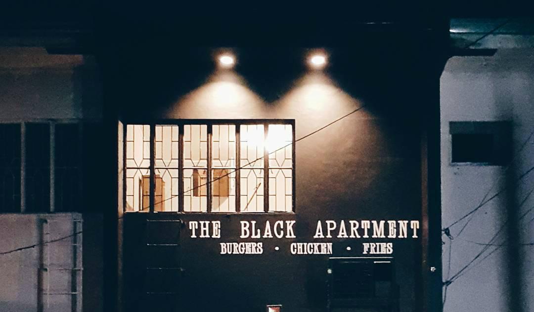 The Black Apartment Imus