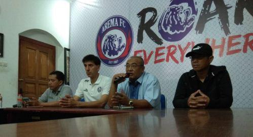 Arema FC Resmi Pecat Joko Susilo, Milan Petrovic Jadi Pelatih Baru