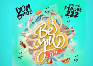 Festival Be You Fest 2018 Bogotá 1