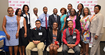 AABE scholarship recipients
