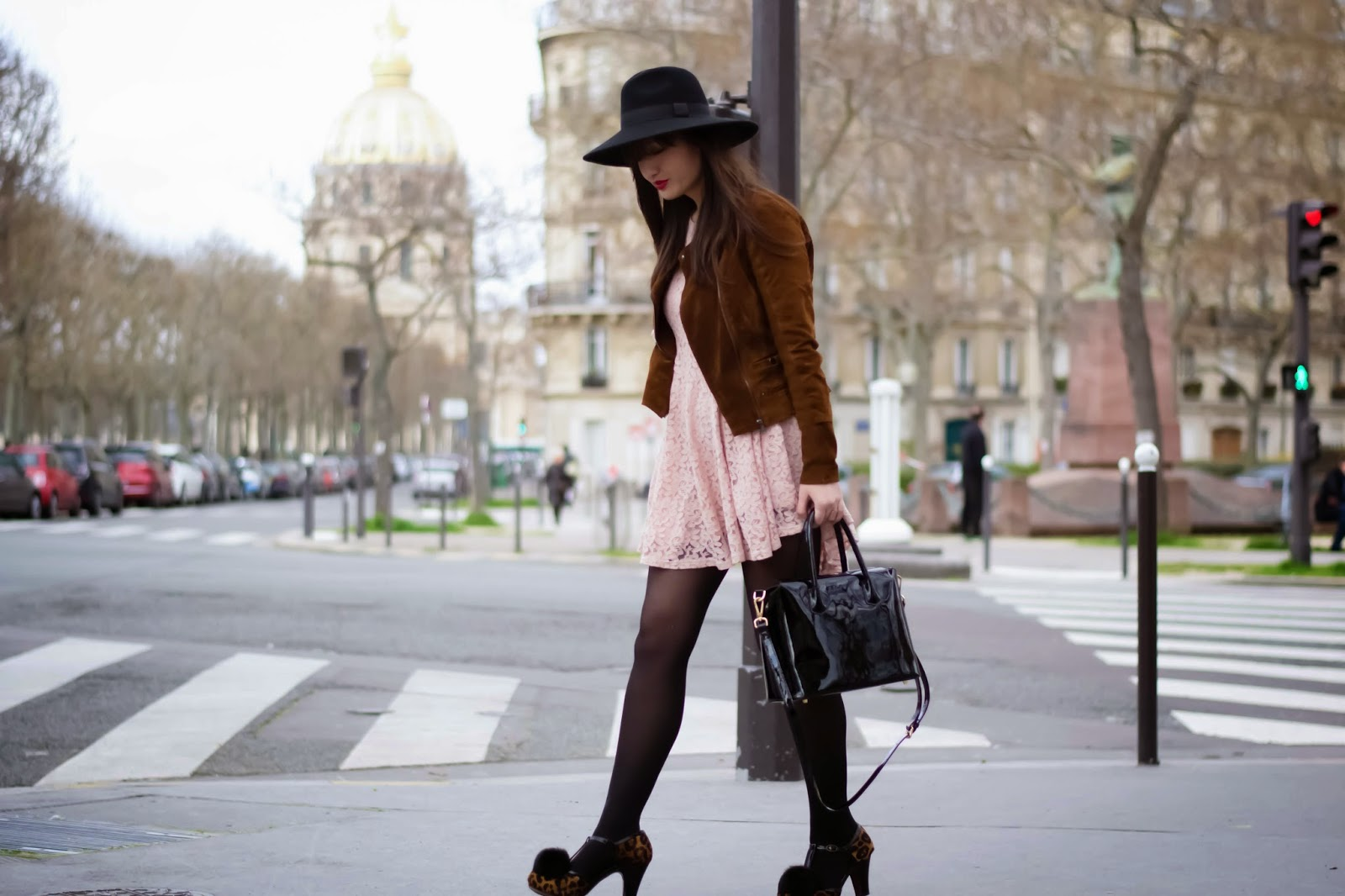 巴黎时尚博主