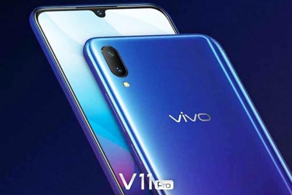 Spesifikasi Vivo V11 Pro yang Bikin Ganti Hp Baru
