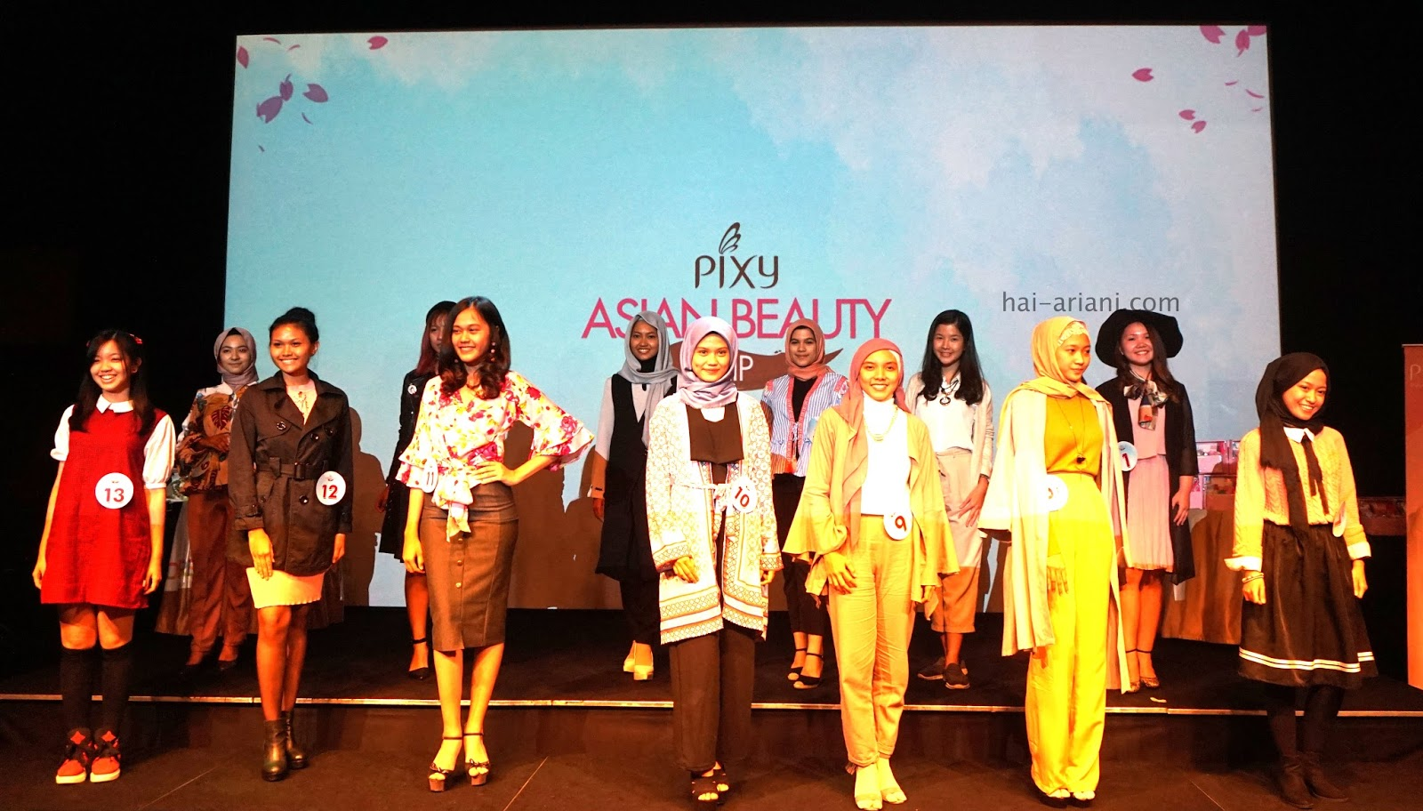 PIXY ASIAN BEAUTY TRIP 2017