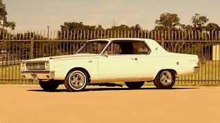 1966 Dodge D-Dart GT Sports Coupe Side Left
