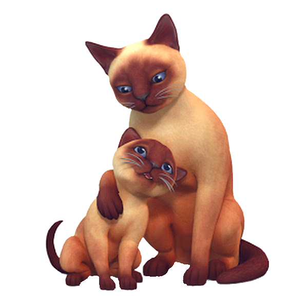 Sims  Cats And Dogs Logo Transparent
