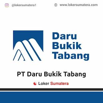 Lowongan Kerja Padang: PT Daru Bukik Tabang Mei 2021