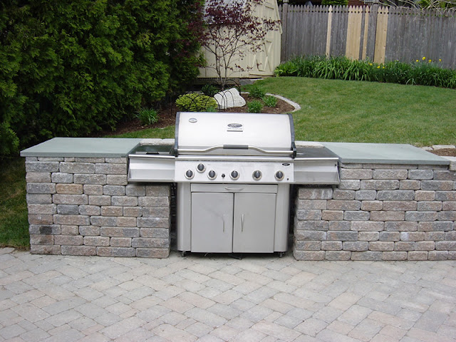 Drop In Grills For Outdoor Kitchens