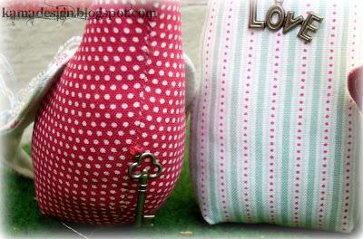 Tone Finanger fabric Lovebird