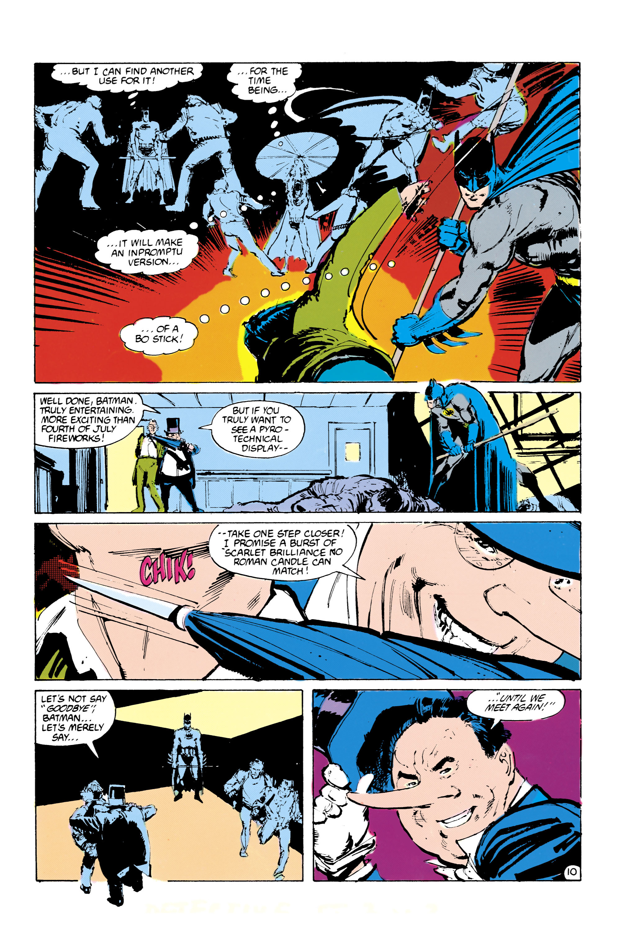Detective Comics (1937) 568 Page 10