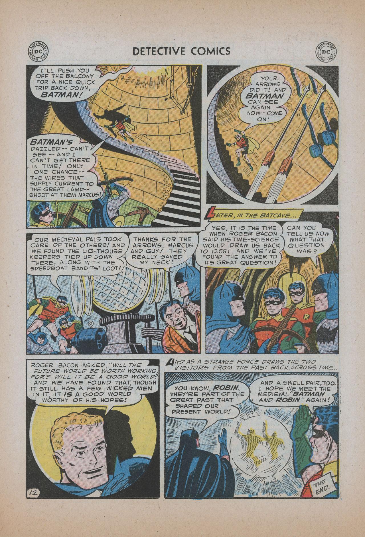 Detective Comics (1937) 220 Page 13
