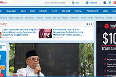 7 Situs Berita yang Memiliki Penghasilan Terbesar di Indonesia