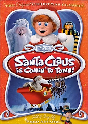 Santa Claus is Coming to Town poster