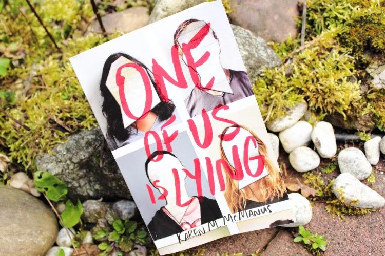 Rezension One of Us is Lying, Buchblogger, Buchrezension, buchliebenetz, Buchempfehlung, Book Blind Date