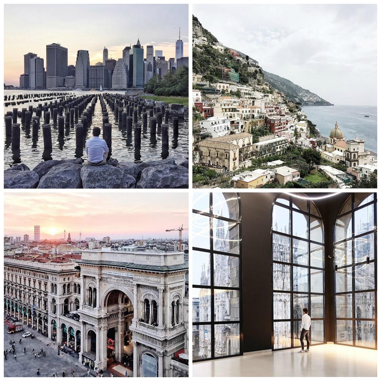 Top 12 Travel Instagrams