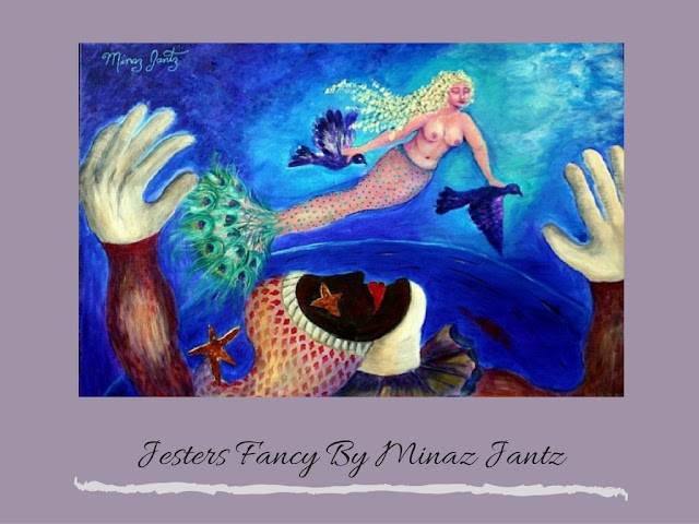 Jesters Fancy by Minaz Jantz