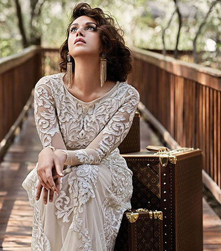 a587b6cc69 Best Hairstyles To Go With Designer Salwar Suits - Confessions Of A ...