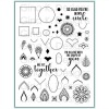 Gina K Designs MANDALA MAKER Clear Stamps