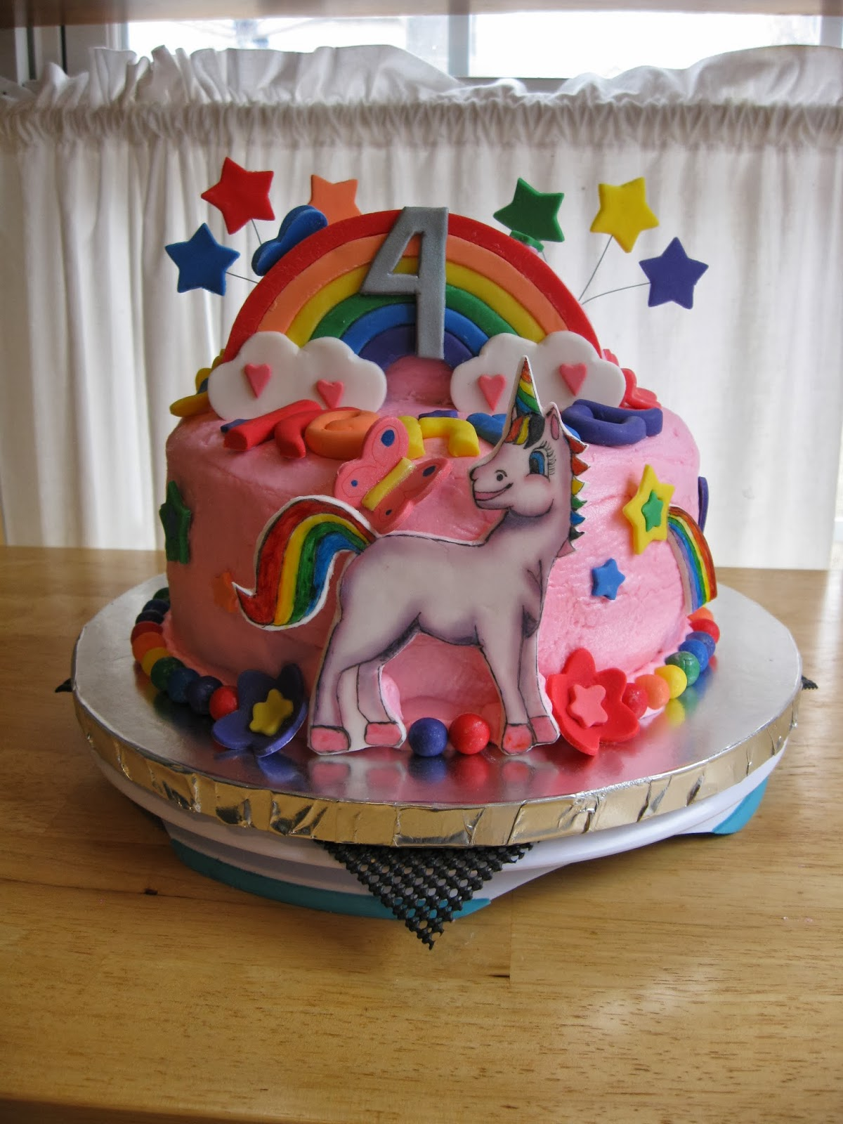 Cassie S Cakes And Sweets Rainbows And Unicorns